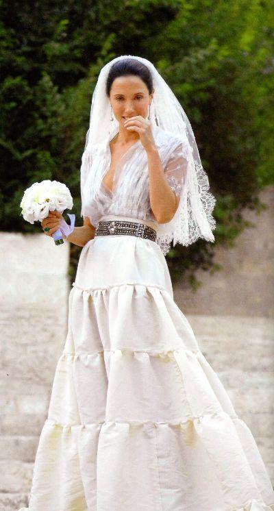 Amalia Dayan in Lanvin | weddings | Pinterest | Wedding dress ...