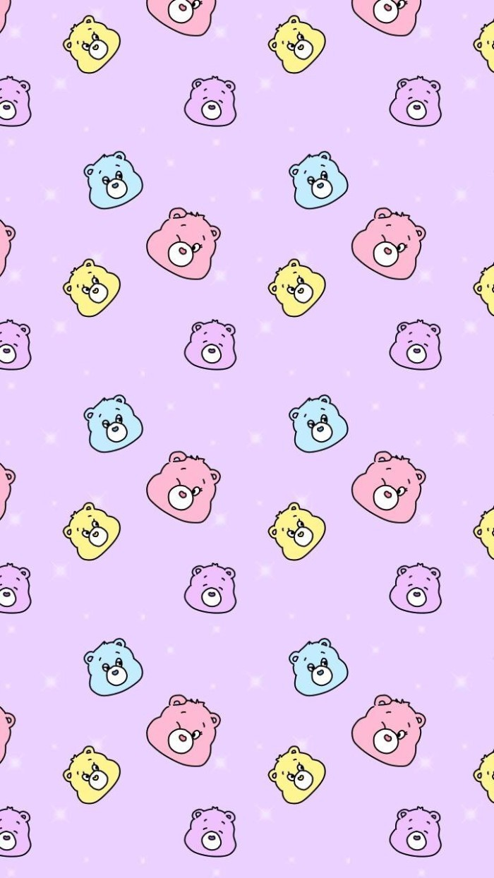 Aesthetic Care Bear Wallpapers