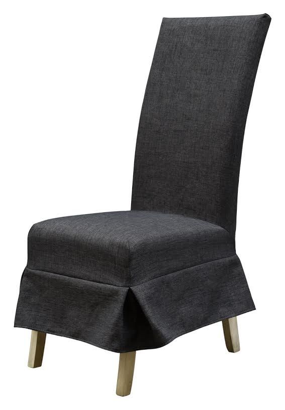 Parsons Chair U0026 Short Slip Cover In Urban Bark By Forty West Designs Http:/