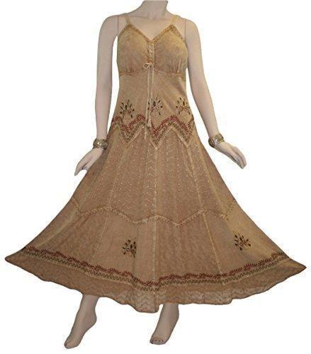 Gothic Spaghetti Strap Asymmetrical Design Dress