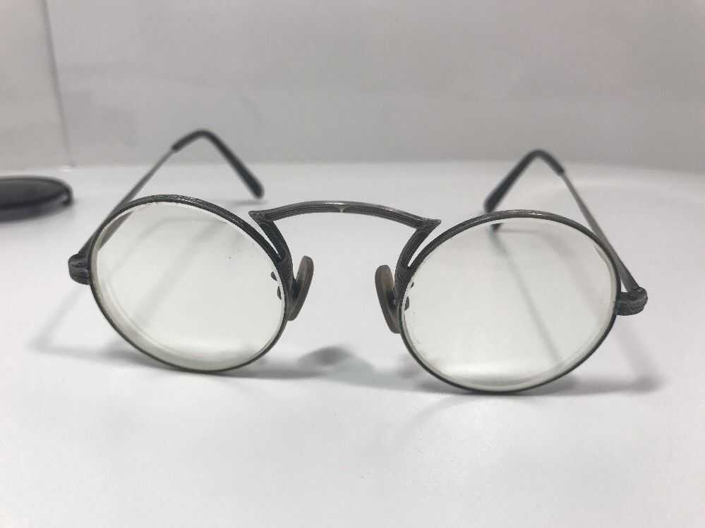Vintage Le a Op With Eyeglasses Clip L Oliver On Peoples Rare 7yfb6gY