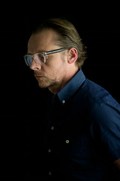 Description of . Simon Pegg stars in the soon to be released movie Hector and the Search for Happiness. Pegg plays Hector, a psychiatrist th...