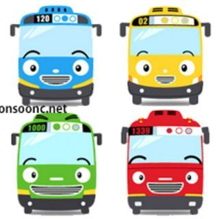 Image result for tayo little bus clipart | tayo | Tayo the ...