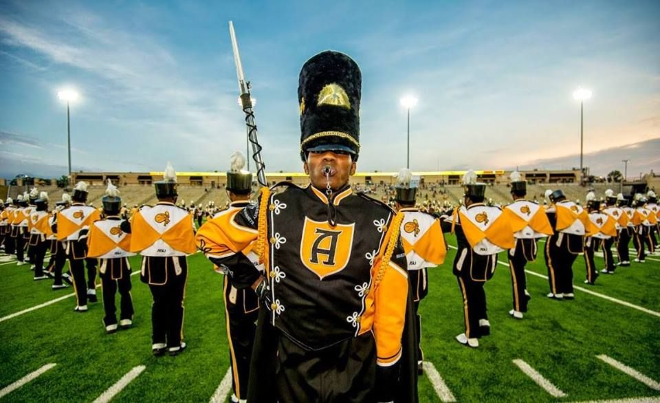 The Mighty Marching Hornets Will Be One Of Eight Bands From Historically Black Colleges And Alabama State University Alabama State Historically Black Colleges