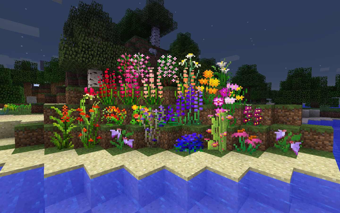 Images Ferdinand's Flowers Mods Projects Minecraft
