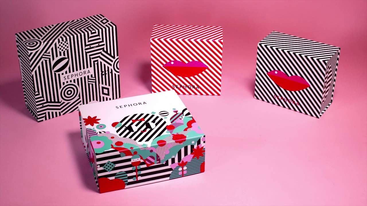 Watch Sephora's Holiday Packaging Sephora videos