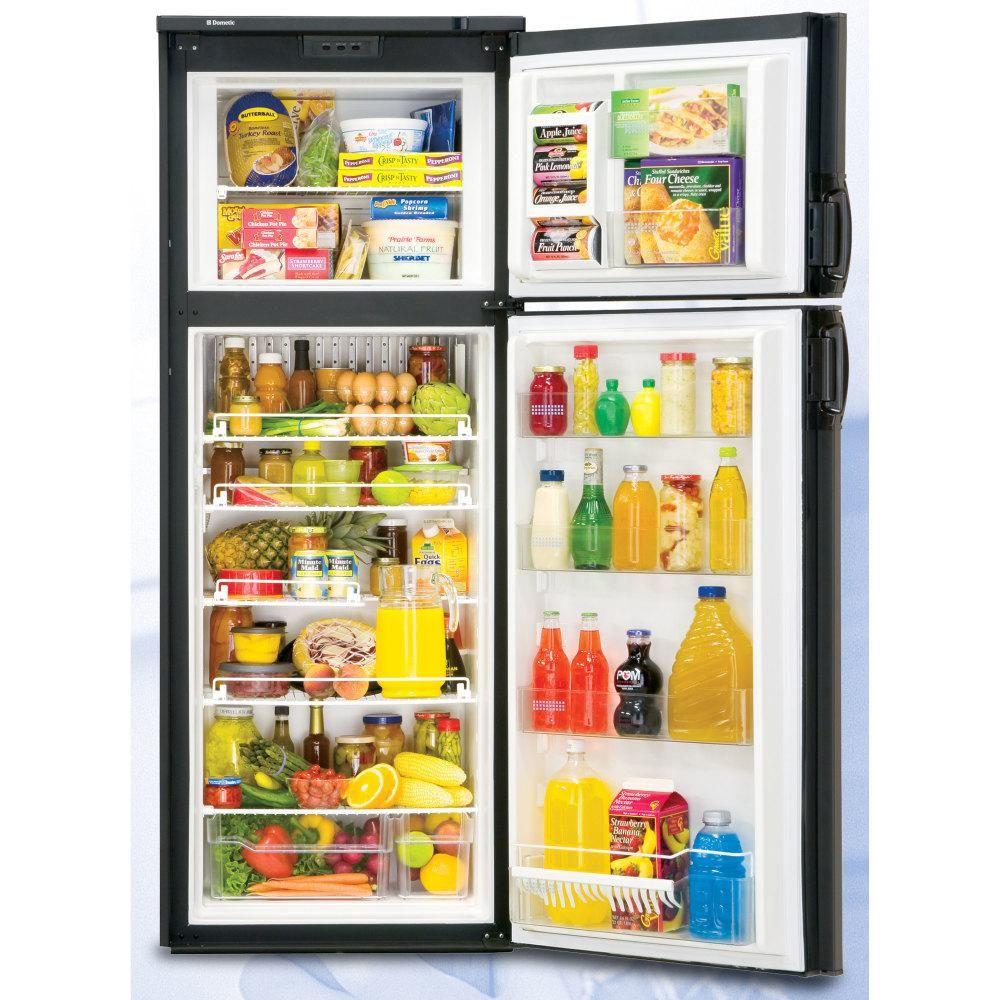 Dometic Rv Refrigerator >> Dometic New Generation Double Door Rv Refrigerator Double