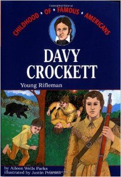 Year 1 Week 10: Davy Crockett, Young Rifleman - couldn't find the audiobook of this, here is the link to Amazon or you can search your local library