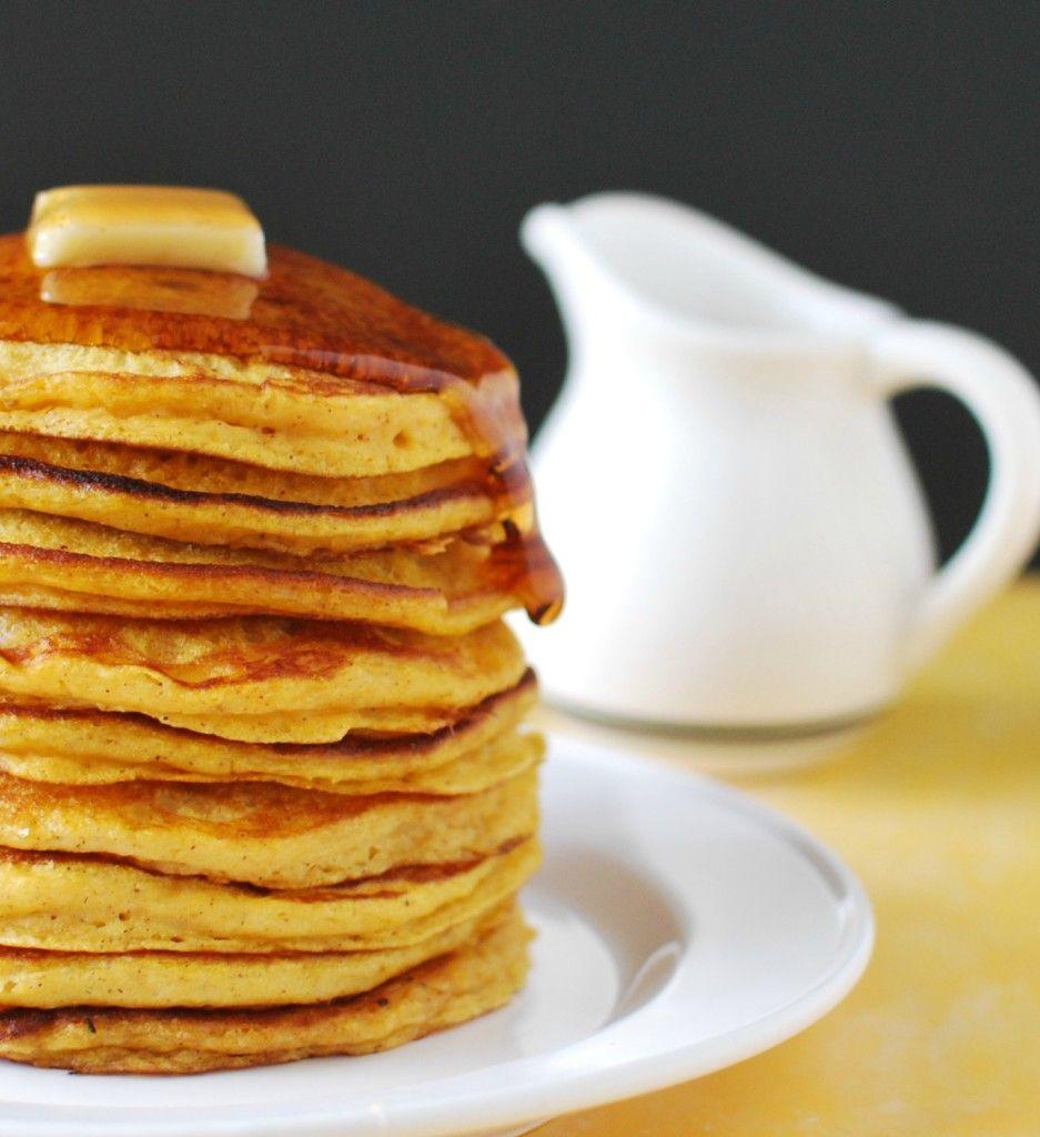Pumpkin Buttermilk Pancakes   Antojos!!   Pinterest   Antojo