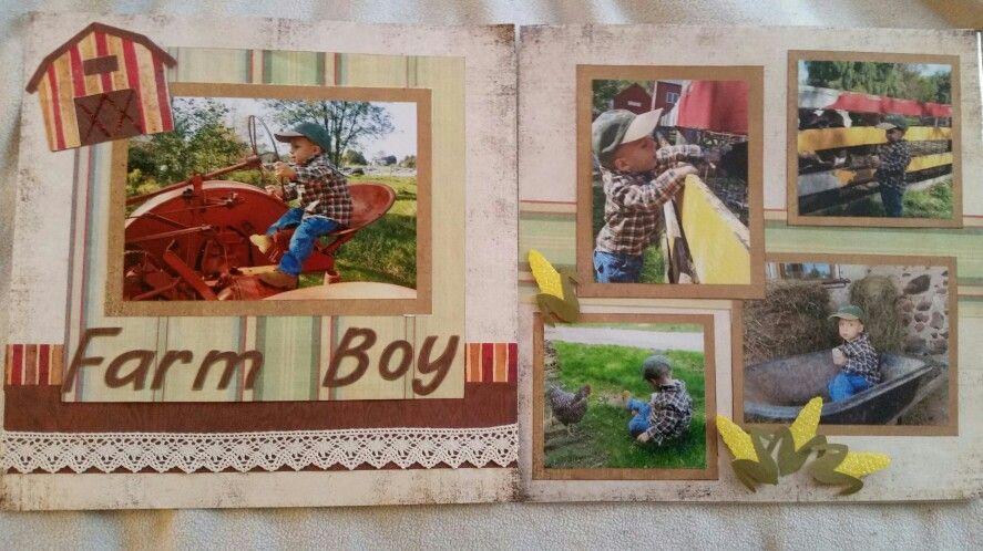 Farm boy page