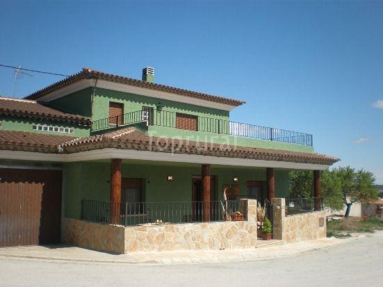 Casa Rural El Cebadal para 10 personas en Carcelen