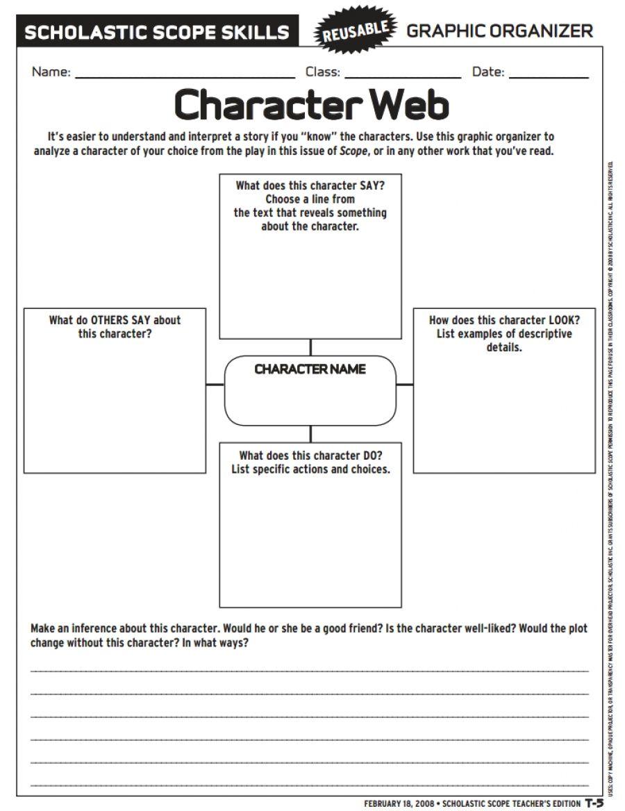 Love To Teach   Character Web   Teacher [ 1168 x 900 Pixel ]