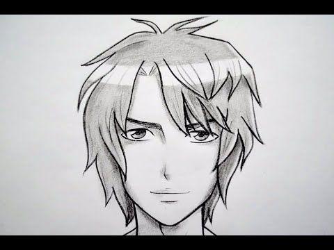 Rostro Humano Como Dibujar Un Hombre Facil Paso A Paso Anime Dibujos A Lapiz Hombres Retromoda En 2020 Dibujos Como