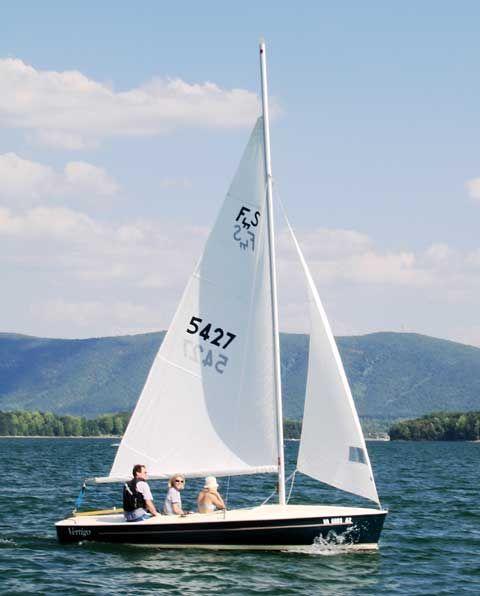 Flying Scot sailboat   My Favorite Things in 2019   Sailboat