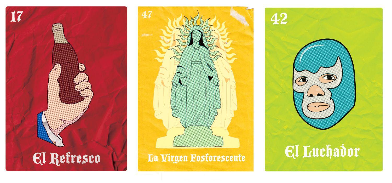 Loteria cards~senora de guadalupe ✶ La virgen