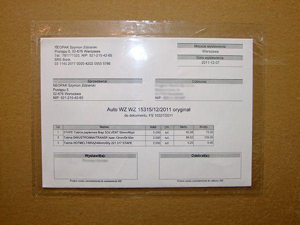 Wysokiej jakości koperty kurierskie niezbędne w każdej firmie kurierskiej.