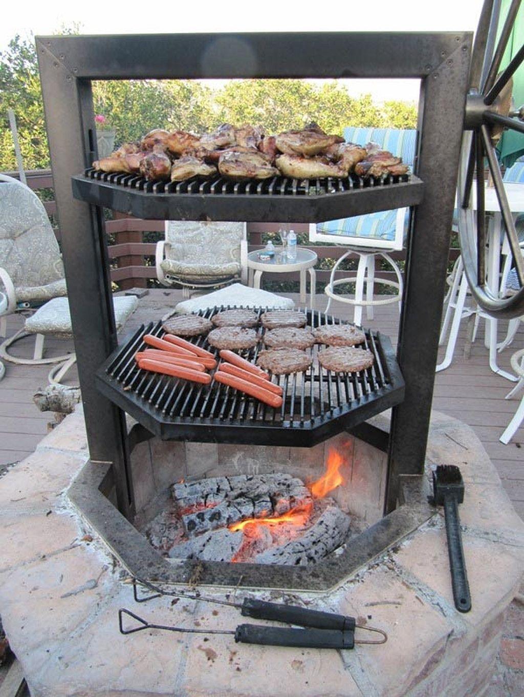 Amazing 20 Nice Diy Backyard Brick Barbecue Ideas Https Pinarchitecture Com 20 Nice Diy Backyard Brick Barbecue Ideas Brick Bbq Bbq Kitchen Diy Bbq
