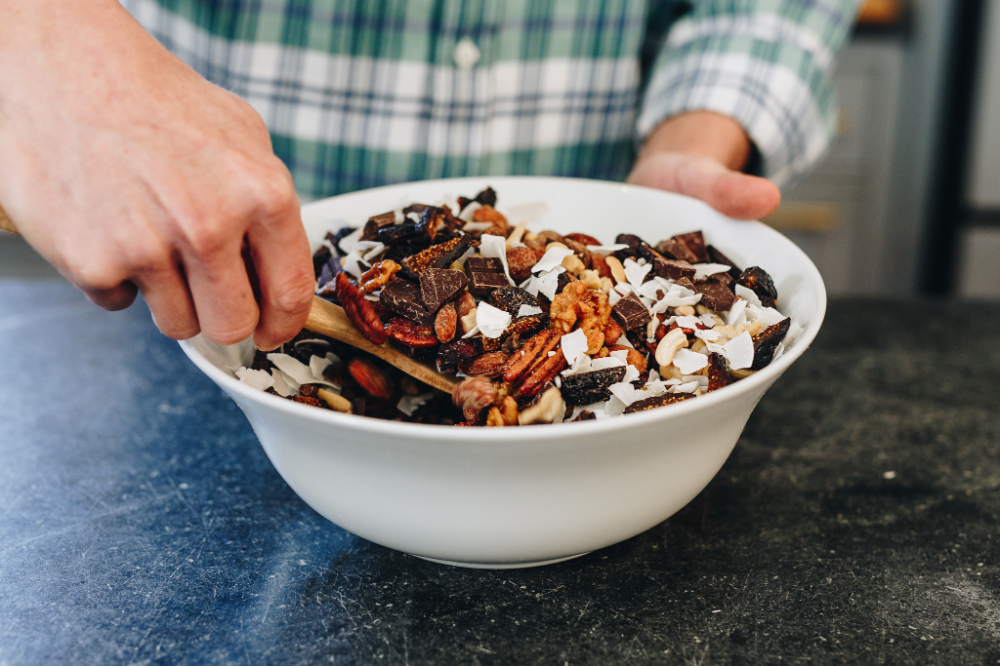 All-One Nutty Trail Mix