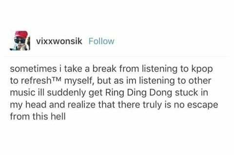 No escape from Ring Ding Dong
