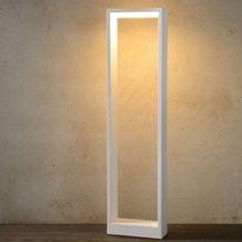 Luminaire d\'extérieur Lucide GOA - Borne d\'extérieur LED ...
