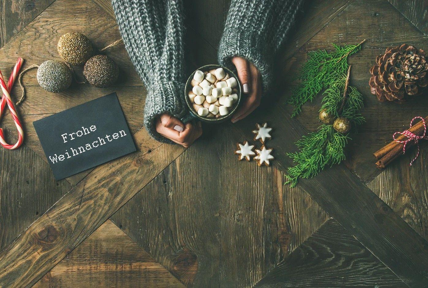 24 Weihnachtswünsche, die Sie als lieben Grüß verschicken können ...