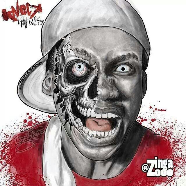 Sick Hopsin Art Hip Hop Poster Hip Hop Art Hopsin