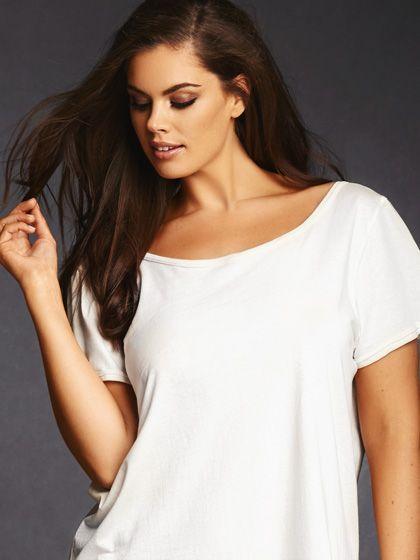 7d0d917e580 Best Plus Size T-Shirt and Bra Combination