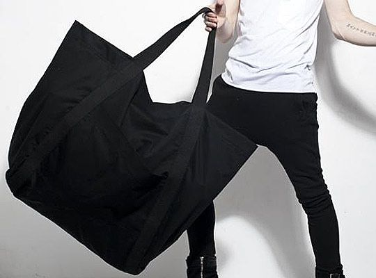 Oak Oversized Tote Bag | Canvases, Bags and Nyc