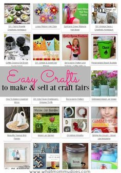 50 crafts you can make and sell updated for 2018 extra income