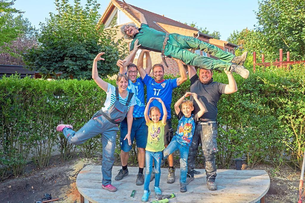 16 Gartengestaltung Tv Bewerbung 2017 In 2020 Gartengestaltung Garten Gruner Garten