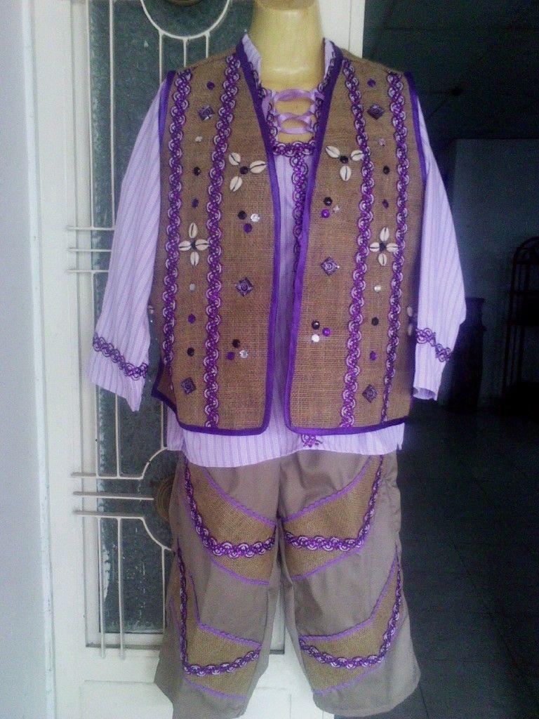 Traje de San Lazaro | trajes | Pinterest | Traje, Santos y Religiones