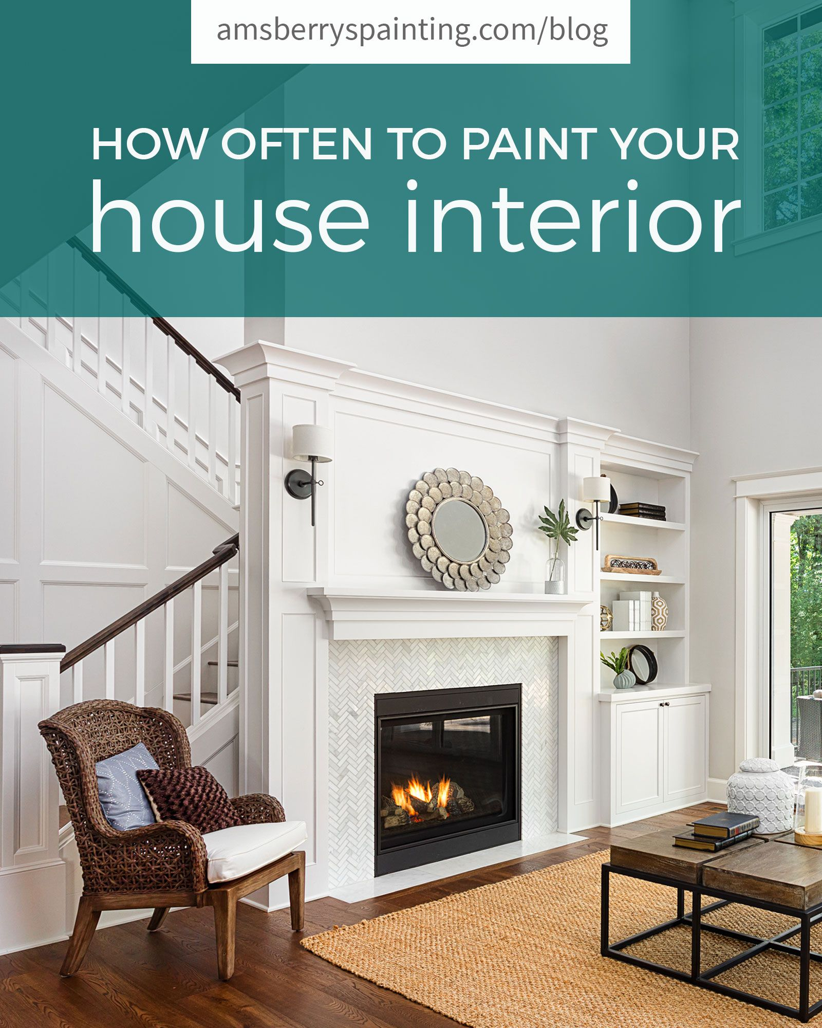 How Often To Paint Your House Interior With Images