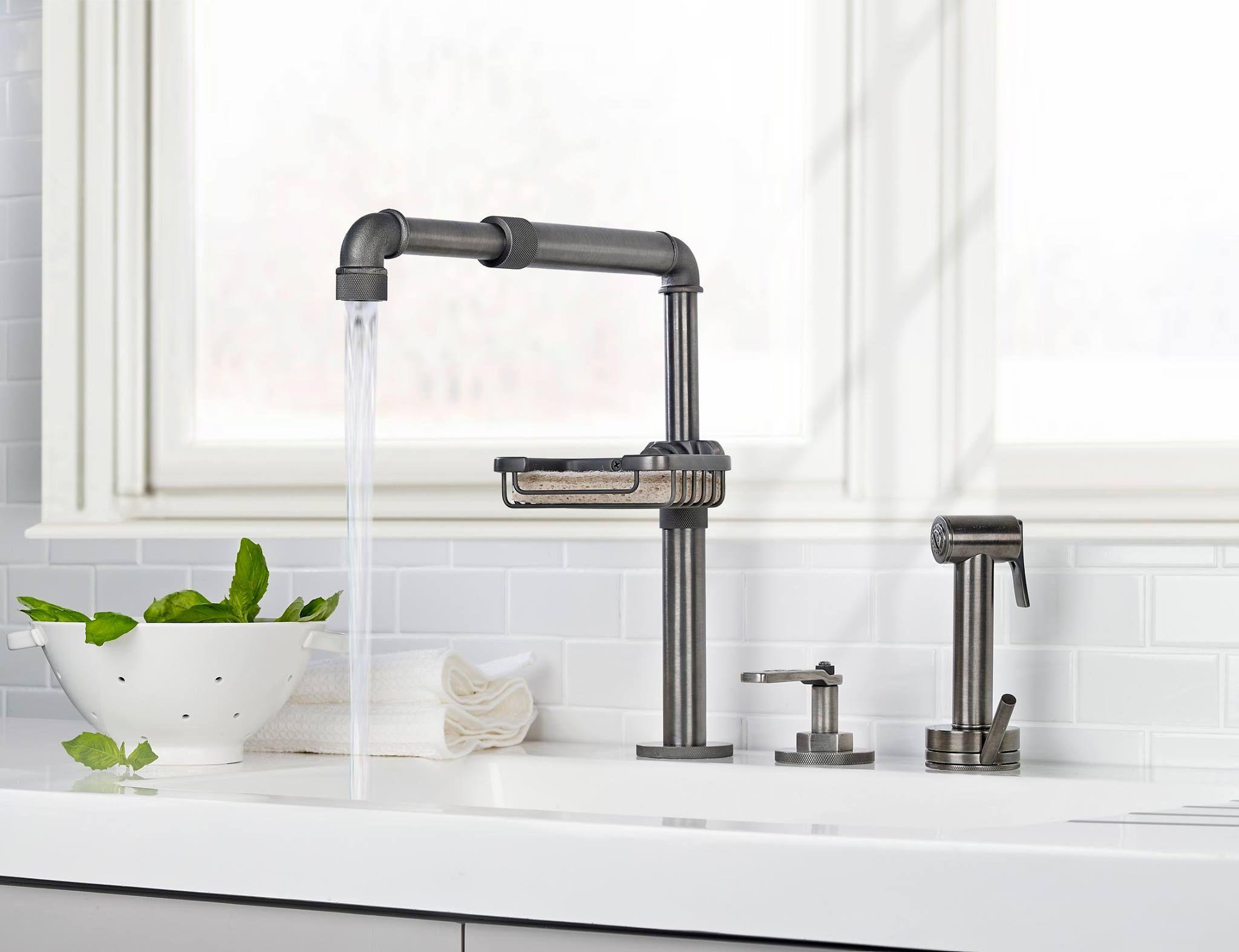 Watermark Design's Elan Vital faucet https://www.facebook.com ... - Watermark Design's Elan Vital faucet  https://www.facebook.com/watermarkdesigns