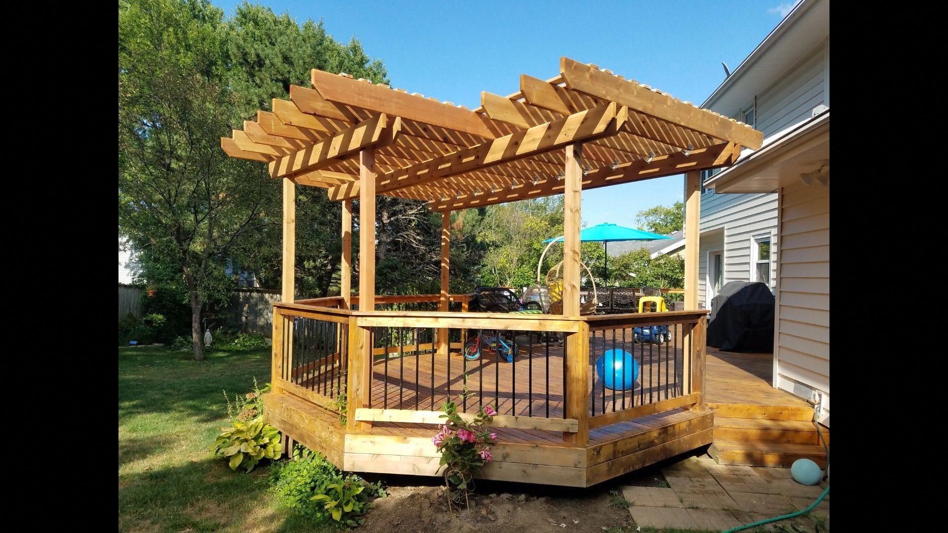Pergola For Sale Lowes #PergolaVsPavilion Info: 1707323952 ...