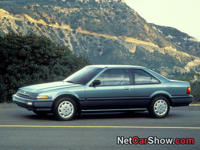 Back In The Day Honda Accord Coupe 1987 Honda Accord Coupe Honda Accord Accord Coupe