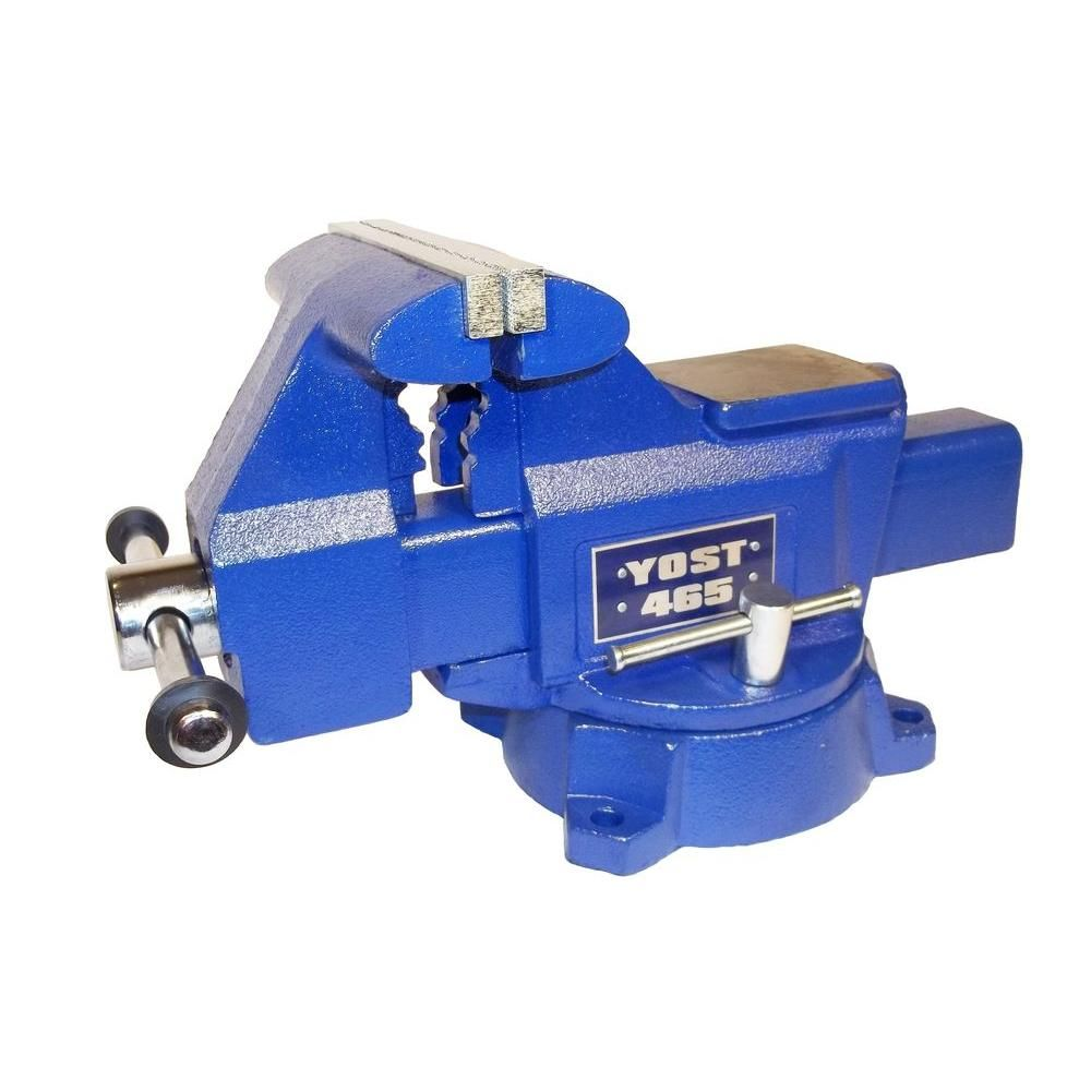 Yost 6 1 2 In Apprentice Series Utility Bench Vise Products