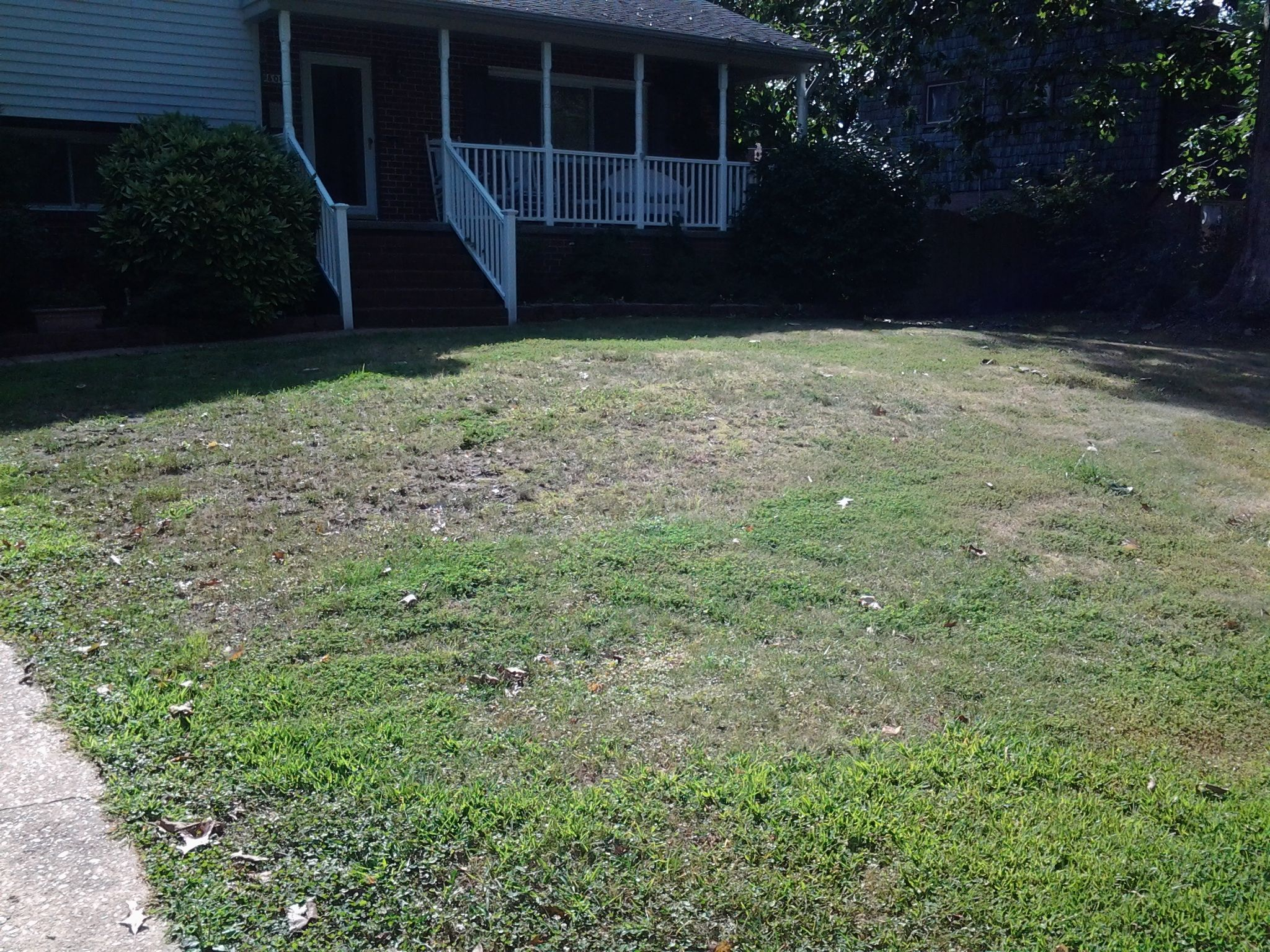 How much will it cost to regrade my front lawn (approx. Answer: <p>The best way to get a price for grading your...</p>
