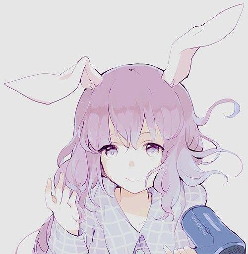 Pin On Anime Bunny