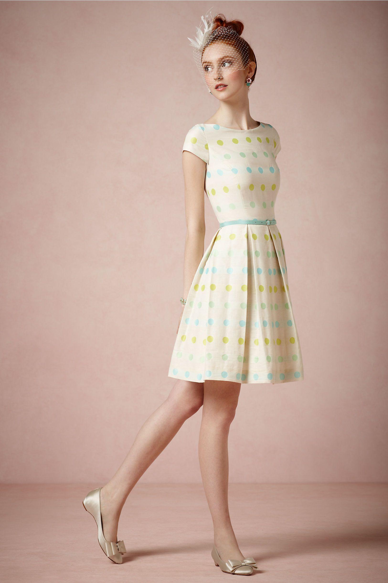 Vestido lunares | Vestidos | Pinterest | Lunares, Vestiditos y Moda ...