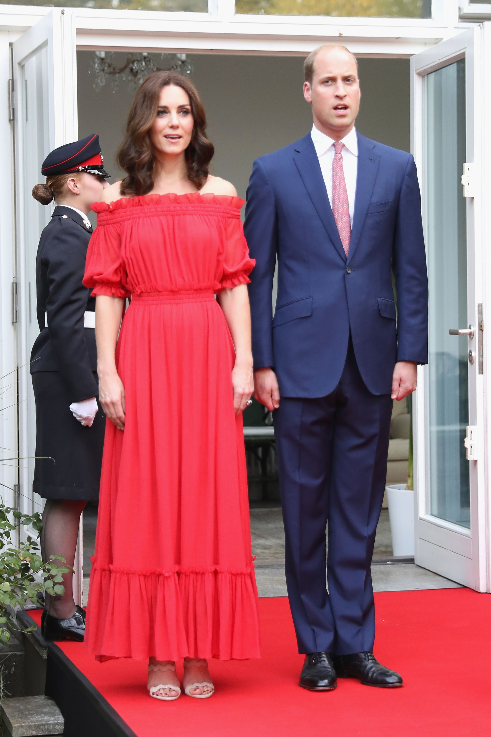 This Might Be Kate Middleton S Trendiest Dress Ever And We Re