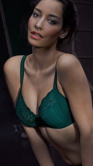 d15706b4be PRIMADONNA AUTUMN WINTER 2015 Couture in Jewel  Green  Lingerie  Underwired   Bra Lingerie