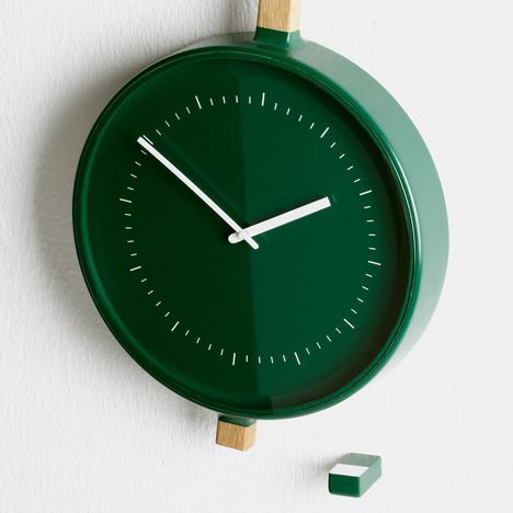 Pendola Clock by Samuel Wilkinson & Joe Wentworth