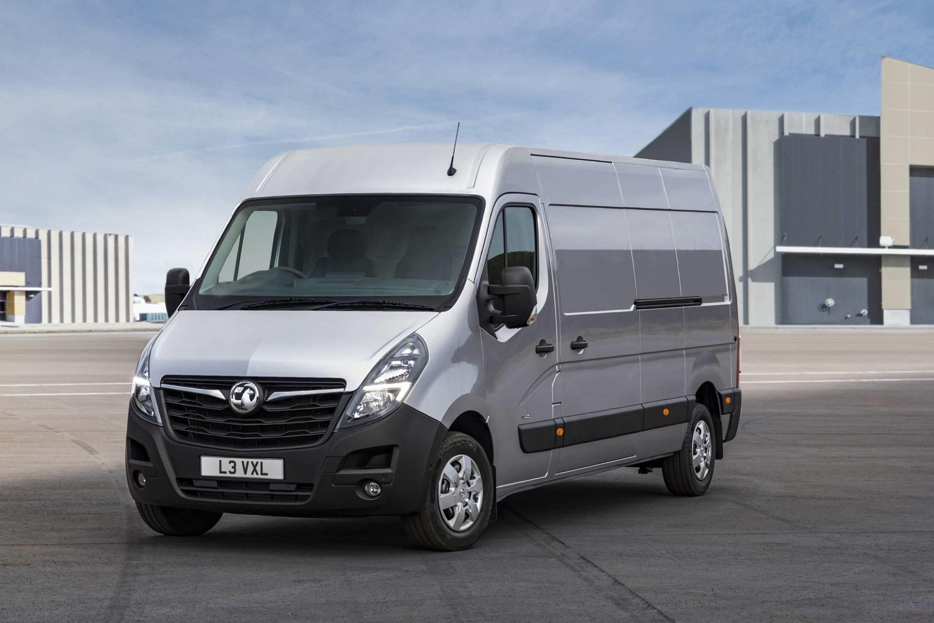 2020 Opel Movano Overview