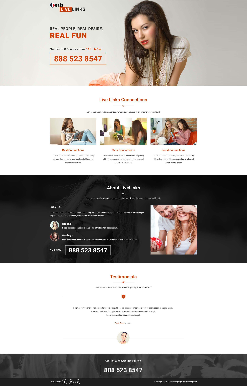 sito Web Builder gratuito dating