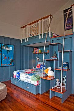 Kauai Living tropical Kids Hawaii De Jesus Architecture