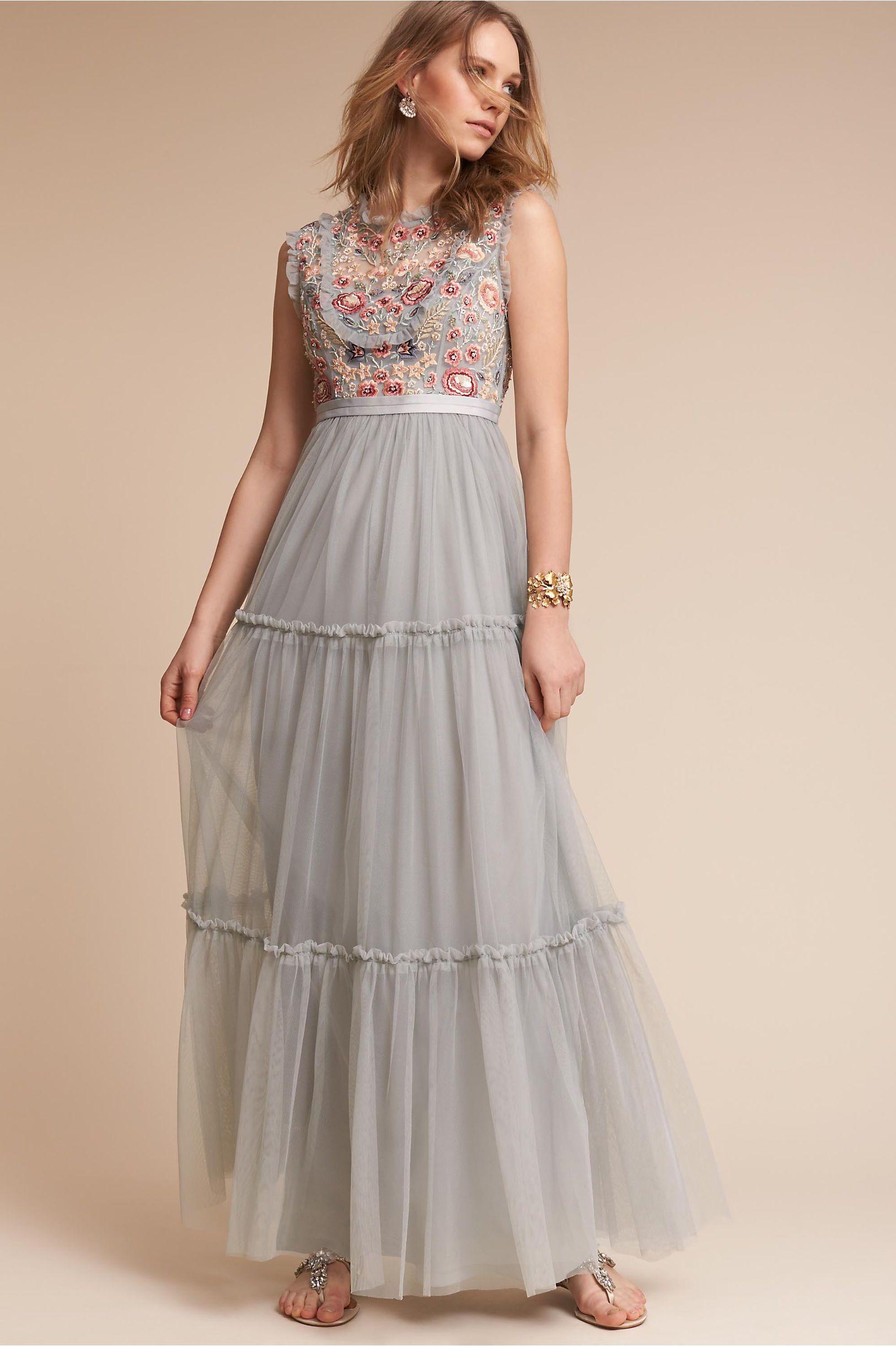 Bhldn wanderer dress in party dresses bhldn bridesmaid dress