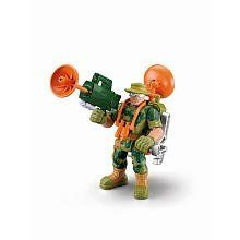 Fisher Price HeroWorld Rescue Heroes Special Forces - Moriss Code by Fisher Price. $17.69. Recommended Age: 3 - 5 years. This set contains the Moriss Code figure, Backpack, Communications Dish and Binoculars. Backpack transforms into a communications device. Join Moriss Code in an action packed world where courageous heroes come to the rescue and save the day! Press to launch his communications dish so he can pick up distress signals. Or he can hang his communicati...