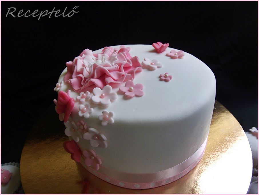 kuki torta képek virágos torta képek   Google keresés | Torták | Pinterest kuki torta képek