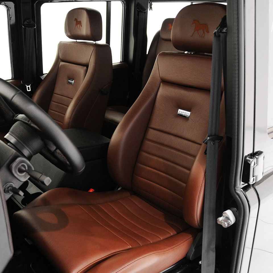 For The Land Rover Defender Startech Offers Exclusive