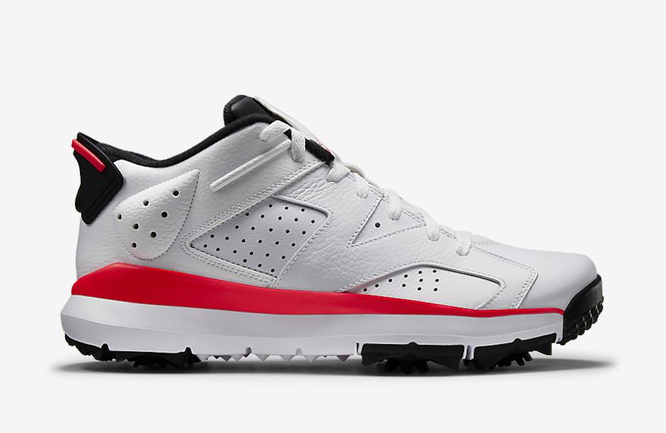 4bcb50298b94a8 The Air Jordan 6 Is Now A Golf Shoe - SneakerNews.com
